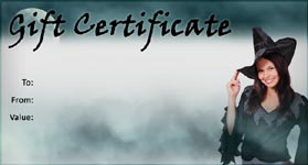 Gift template select a gift certificate template to customize halloween template 01 gift certificate template halloween 01 yadclub Gallery