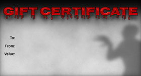 Gift template select a gift certificate template to customize halloween template 03 gift certificate template halloween 03 yelopaper Images