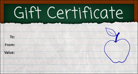 Gift template select a gift certificate template to customize school template 01 gift certificate template school 01 yadclub